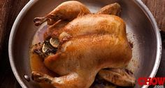 Talk Chow - Roasted Chicken
