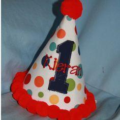 grayson birthday, birthday parties, party hats, parti hat, parti idea