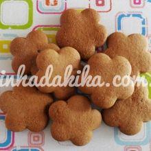 Receita de Biscoitos de Gengibre (Gingerbread Cookies)