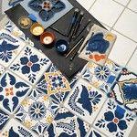 Talavera Tile Patterns | Royal Design Studio