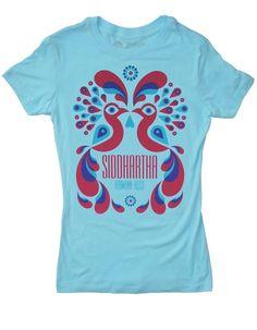 Siddhartha book cover shirt
