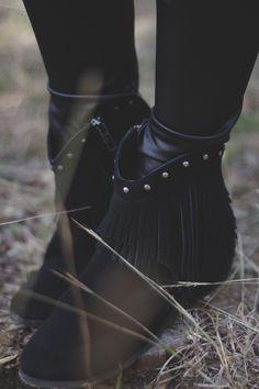 Minnetonka Bandera Boots @minnetonkamoccs