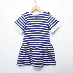 [Rakuten] [2013SS] Gemeaux Jae Mo ー frontera vestido de encaje adorno: los niños ropa LECHE