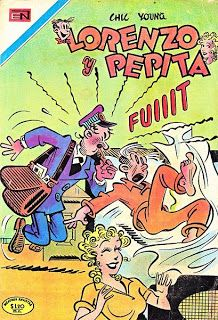 LORENZO Y PEPITA - AÑO XIX - Nº341