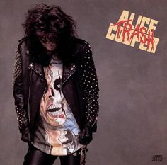Alice Cooper  //  Trash (1989)