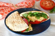 Meatless: Easy chickpea sandwich spread    Savor The Spread!     Easy chickpea sandwich spread is not only super-simple to make, it's also a yummy and healthy Meatless Monday meal. What more could you ask for?
