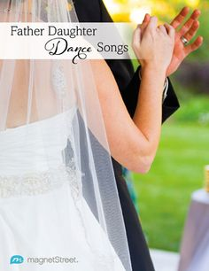 Looking for songs for your father daughter dance? Check out this list of father daughter dance songs and get ready for the tissues!