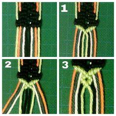 Lava Lamp Bracelet #tutorial