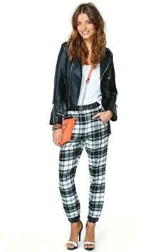 Nasty Gal Read My Mind Track Pant