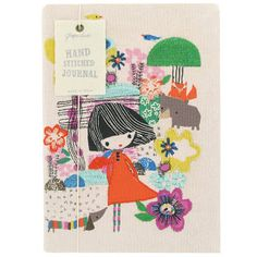 ○ Hand stitched Journal
