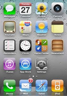 How To Get Back iPod App on iPhone and iPad Running iOS 5