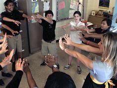 School Transformation Through Arts Integration at Bates Middle School in Maryland
