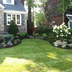 Front Yard Landscaping Design, Pictures, Remodel, Decor and Ideas - page 3