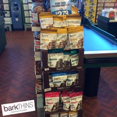 How about some #barkTHINS to brighten up your #Monday? #SPOTTED #snackingchocolate @fairwaymarket #NanuetNY