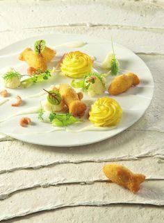Fishticks met aardappeltorentjes http://www.njam.tv/recepten/fishsticks-met-aardappeltorentjes