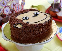 george cake.