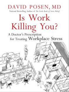 Posen knows from experience, helping stressed-out patients for many years, that workplaces are making people sick. By shifting the focus from the individuals trying to deal with stress on their own to the organization itself, his goal is to help people better handle and cope with their workplace stress and to encourage organizations to look collectively at what everyone in the workplace needs to do to stop making people sick. His book offers constructive ideas and uncomplicated solutions.