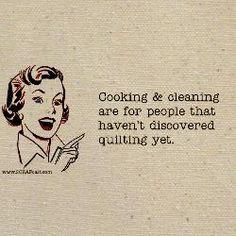 yep. discov knit, cleaning, crochet, funni, knitting, true, cooking, quot, yarn