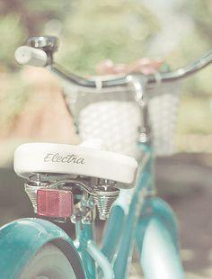 pastel, beach cruisers, bike rides, vintage bikes, blue, vintage bicycles, old bikes, lazy summer days, vintage style