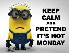 Okay will do that shouldn't be too hard considering I do that every Monday already!!