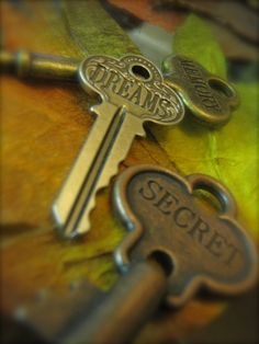 {keys to all} memory dreams secret