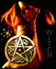 <3 Wiccan pagan
