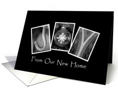 Joy - Christmas - We've Moved/New Address... | Greeting Card Universe by ABC by Sue