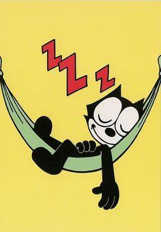 Goodnight, Felix the Cat!