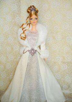 Winter Fantasy Barbie | Flickr - Photo Sharing!