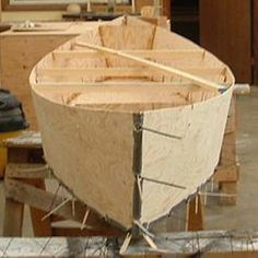 Build Your Own Canoe Plans for Tamara. ;-)