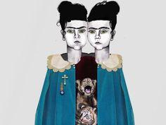 Catholic Girls by Petros Varnava