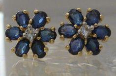 Vintage Earrings #earrings