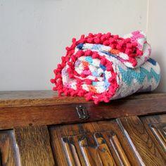 part one of ripple tutorial #crochet
