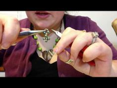 ▶ Easy Jump Ring and Seed Bead Earrings DIY December Day 12 - YouTube