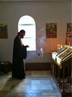 A Divine Liturgy Checklist...