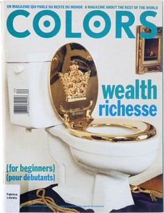 Colors Magazine - Wealth