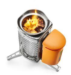 Biolite camp stove.....I want one!!!!  :-)
