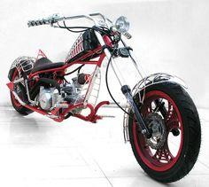 Orange County Choppers - #OCC  Spider Bike