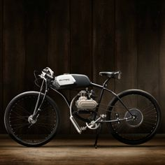 Vintage motorcycle artisans Derringer Cycles - for 2013