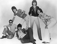 The Rolling Stones. 1977