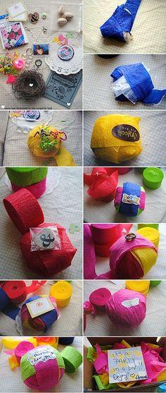 Surprise Balls!