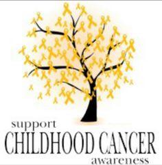 Support Childhood Cancer Awareness