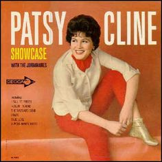 """PATSY CLINE ~ one of the best female singers ever.  I remember her when she appeared on the Ted Mack Original Amateur Hour and sang """"Walking After Midnight""""--how's that for going back!"""