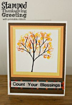 Love this easy thanksgiving craft, plus there are 19 more :) Happy day