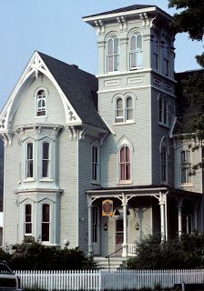 from 1970s...The Knox house, Coudersport,PA
