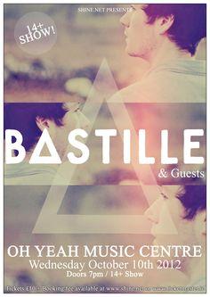 bastille bad news live