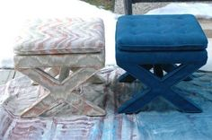 Can You Paint a Fabric Chair? Yes. And You Should.