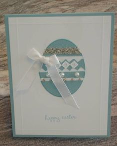Stamp Camp project-A Good Egg by Karen L. - Cards and Paper Crafts at Splitcoaststampers
