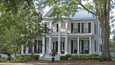 Southern Lagniappe: The Historic Houses of Canton