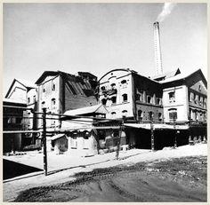 Sugar factory Beograd KULTURNA DOBRA BEOGRADA It was built in 1899-1901 when it was put into operation